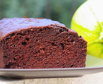 Vegan Courgette Chocolate Cake