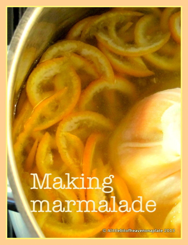 Making marmalade to competition standard - batch one results