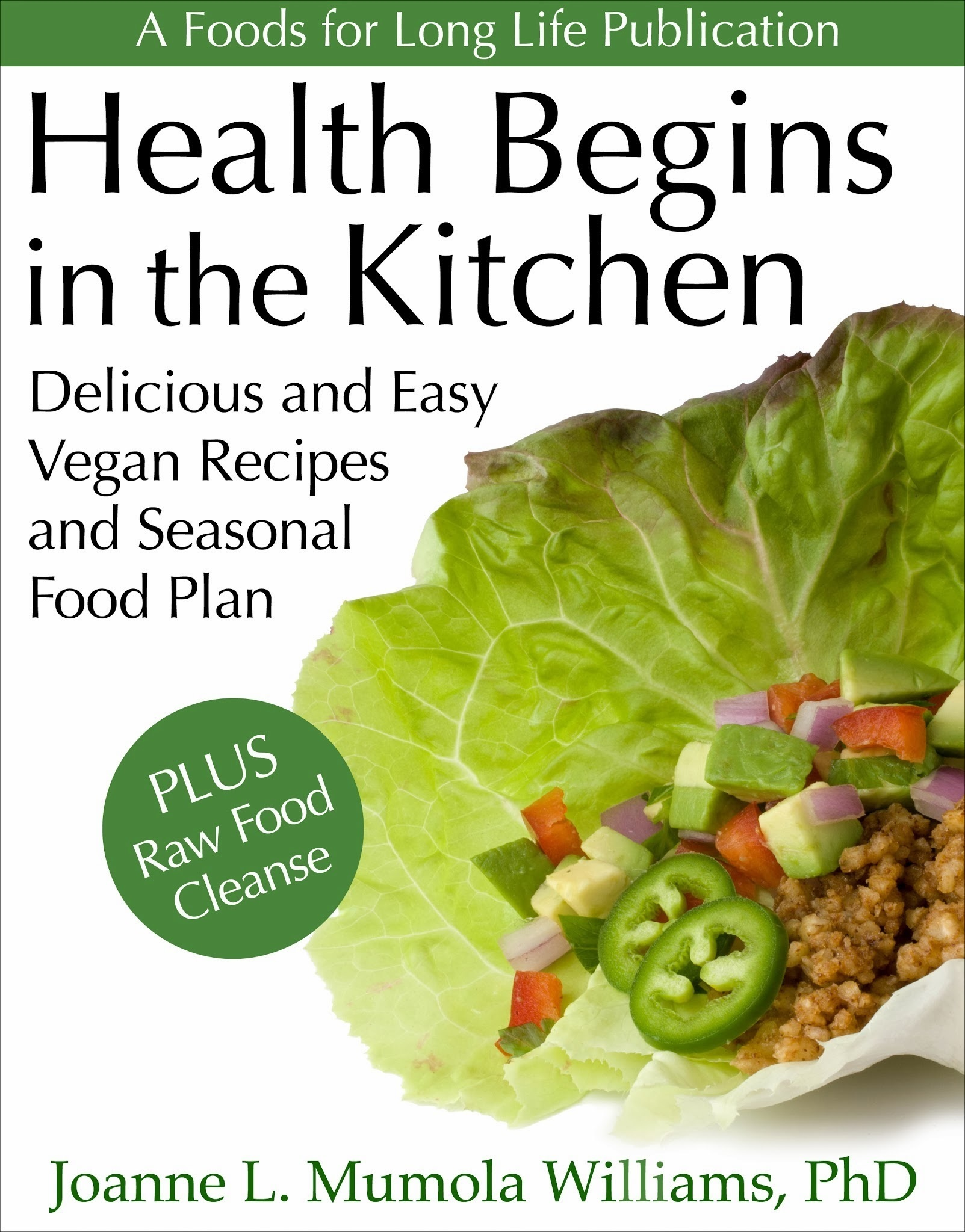 No Need To Gain Weight Over The Holidays! Download Health Begins In The Kitchen For Delicious Vegan And Gluten-Free Thanksgiving Recipes At Special Holiday Pricing