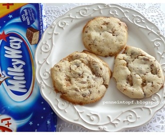 Easy Peasy - Milky Way Cookies