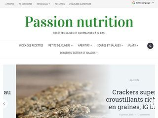 Passion nutrition