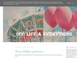 DIY: LIFE & EVERYTHING