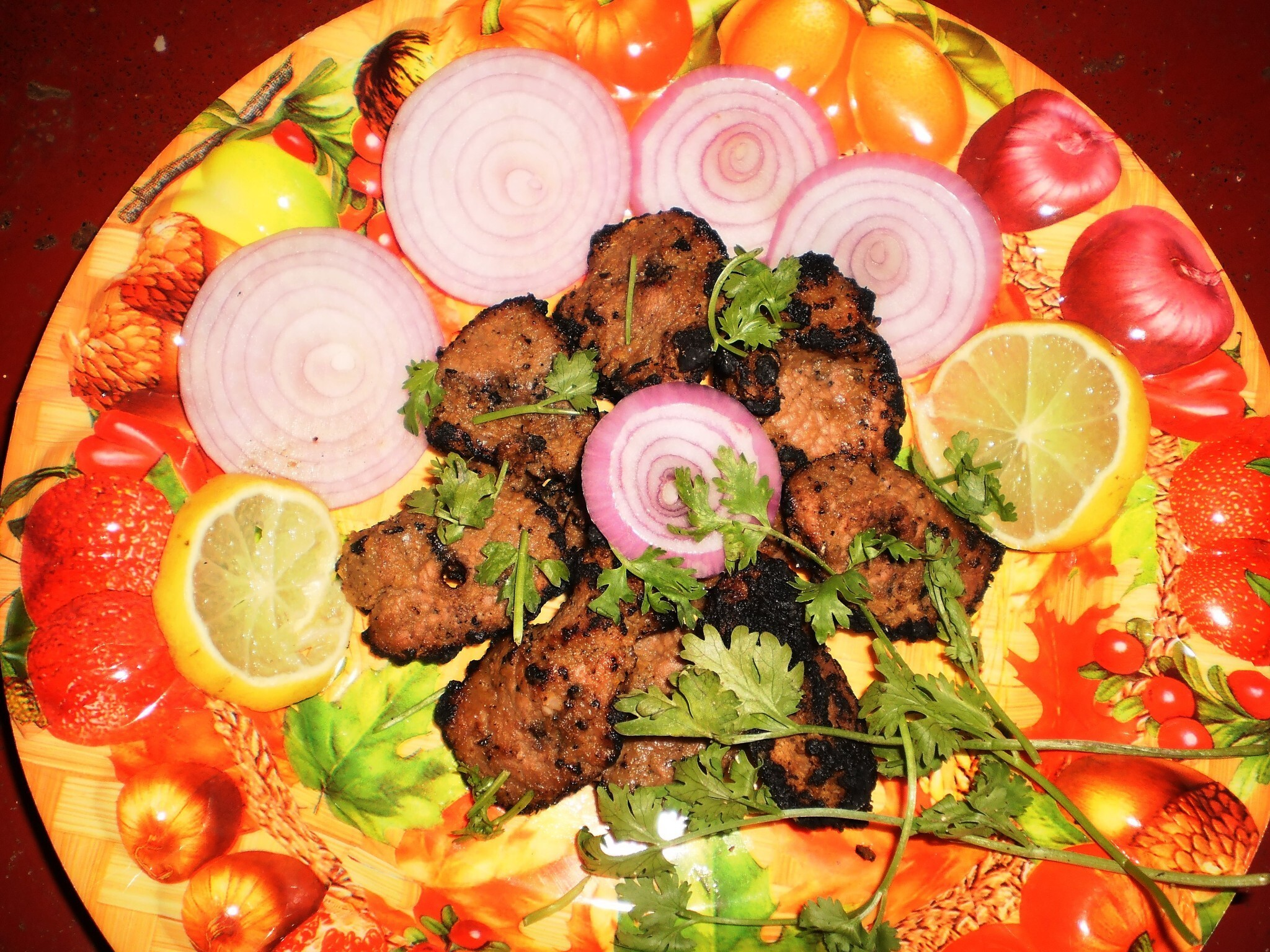 Mutton/Lamb Kebab Recipe