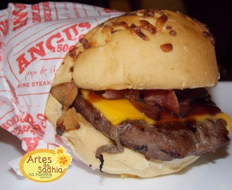 mania de churrascos steak house Sp Burger fest 2015