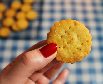 Gluten Free Mini Cheddars Recipe
