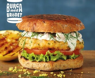 Skagen Fish Burger