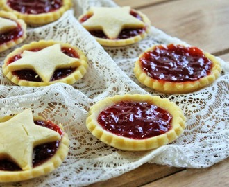 Gluten Free Jam Tarts and Mince Pies Recipe