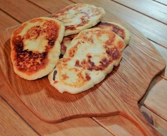 Gluten Free Naan Bread Recipe