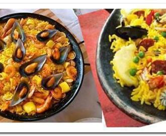 Spanish paella recipe | foodyoo.com