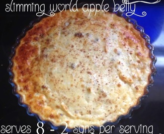 Slimming World Apple Betty Recipe