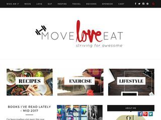 Move Love Eat