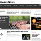 food world news