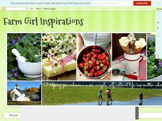 Farm Girl Inspirations