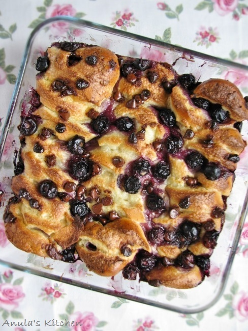 Bread & Butter pudding...