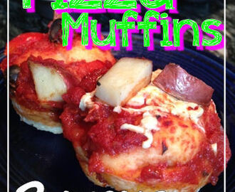 Vegan Pizza Muffins