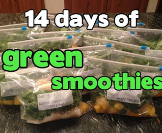 Green Smoothie Takeover