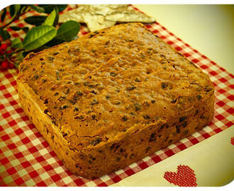 Recipe for a Christmas Fruit Cake