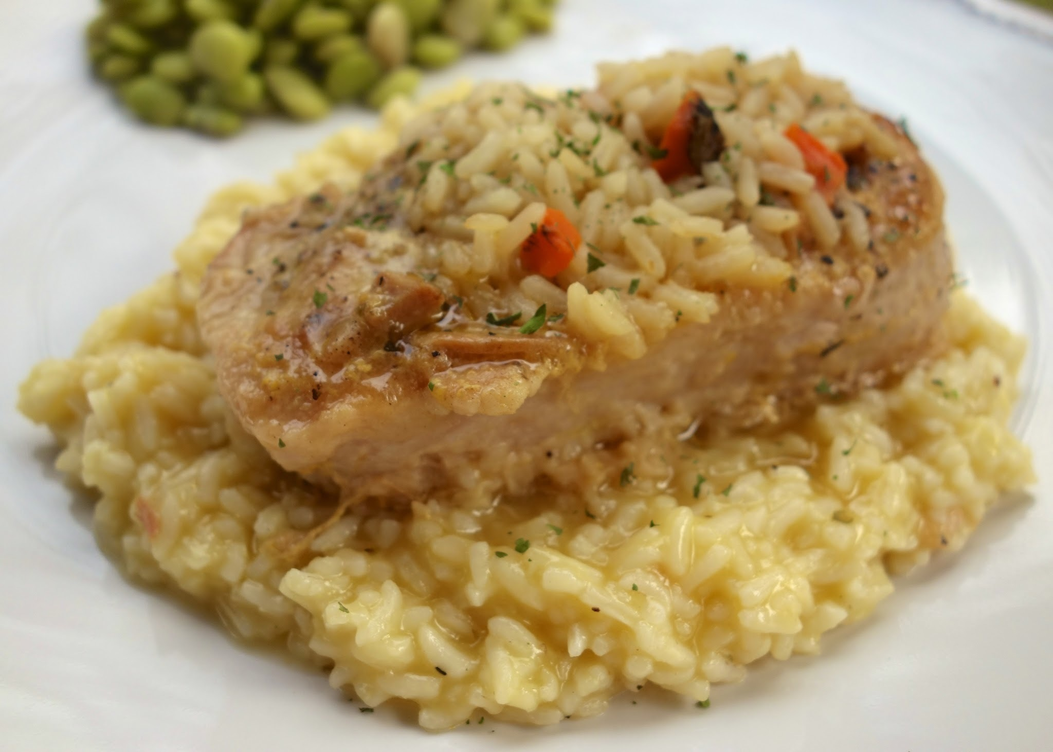 Souper Pork Chops {Slow Cooker}