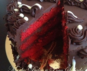 Tarta red velt