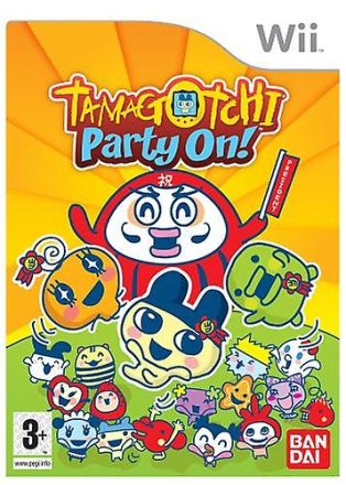Tamagotchi Party på! (Nintendo Wii)