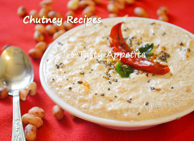 CHUTNEY RECIPES / INDIAN CHUTNEY RECIPES / SIDE DISH FOR IDLY DOSA