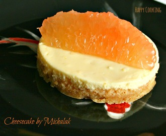 Cheesecake by Christophe Michalak