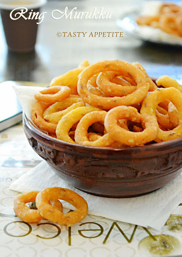 RING MURUKKU / SPICY RING MURUKKU / CHEKODI / CHEGODILU / KODUBALE / EASY DIWAI RECIPES