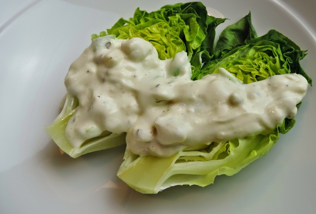 American Blue Cheese Dressing