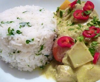 Recipe - Thai Green Curry