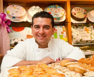 Bakery Boss – nova série de Buddy Valastro, astro do Cake Boss