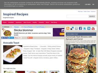 Inspired Recipes