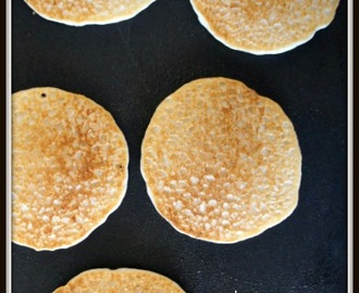 Kitchen Tip Tuesday:  Make your own whole wheat pancake mix!