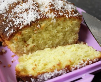 Lime and Coconut Cake Recipe