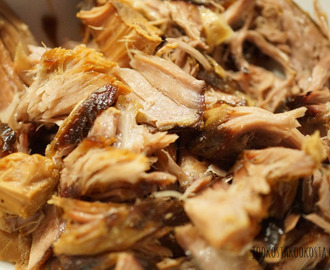 Pulled pork (Slow cooker)