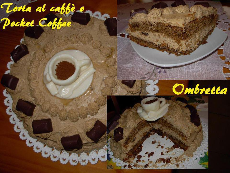 Torta al caffè o Poket Coffee