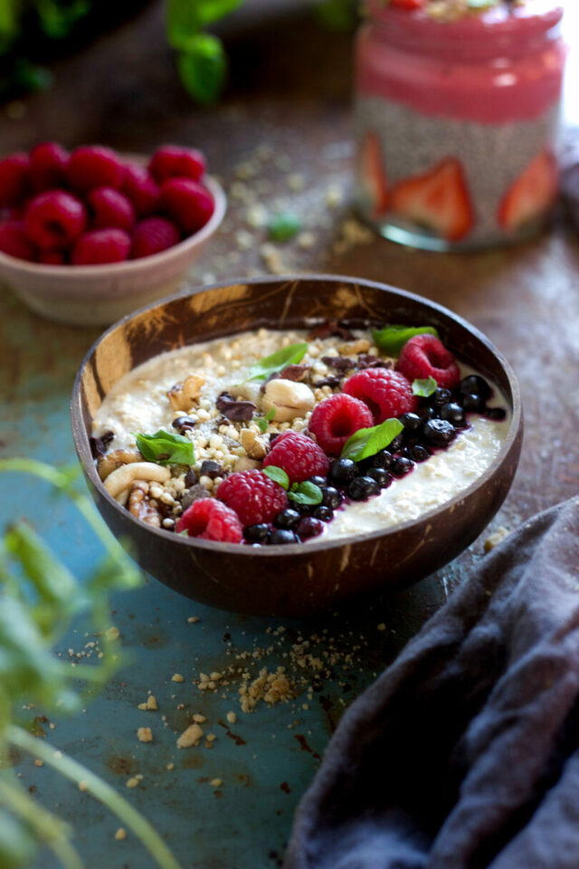 Over Night Oats – Grund recept