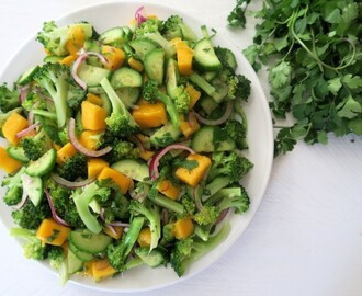 Broccoli Mango Salade