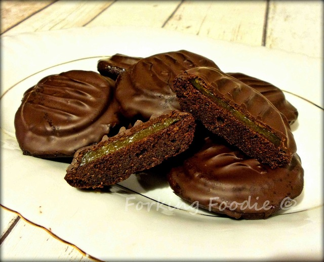 Deliciously Dark Chocolate Jaffa Cakes - Gluten, Dairy, Nut and Grain Free with Natural Orange Jelly (includes Thermomix method)