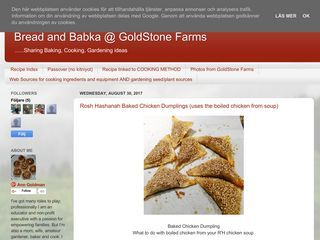 Bread & Babka @ GoldStone Farms