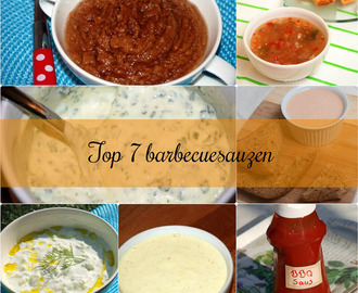Top 7 best bekeken barbecuesauzen