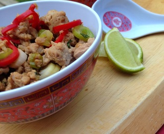 Asian Minced Pork