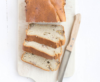 Healthy Bananabread Recept