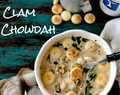 New England Clam Chowdah