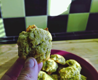 Apéritif – Mini cookies au pesto