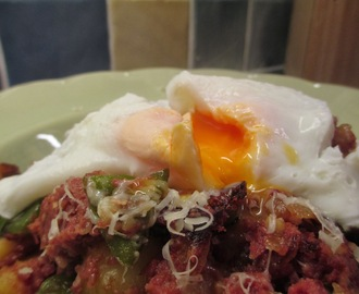Winter Warmer.....Corned Beef Hash