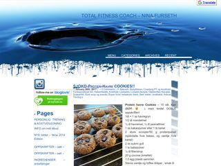 Total fitness coach