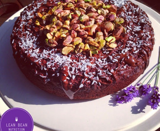 Beetroot & Coconut Cake