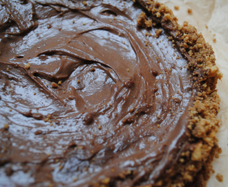No bake Nutella Cheese Cake recipe