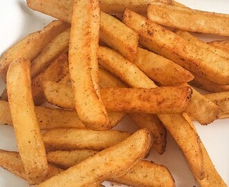 RECEPT | CHILI FRIES UIT DE AIRFRYER