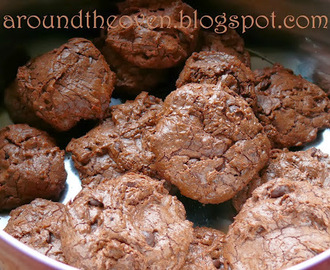 Martha's Outrageous Chocolate Cookies